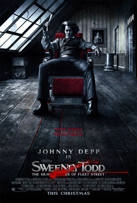 Sweeney Todd Review EclipseMagazine.com Movies