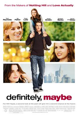 Definitely, Maybe Review EclipseMagazine.com Movies