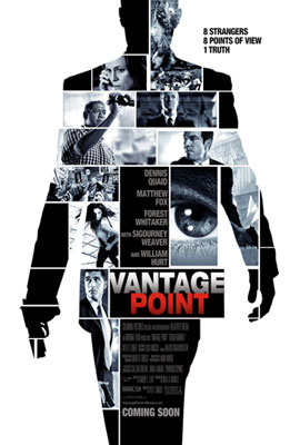 Vantage Point Review EclipseMagazine.com Movies
