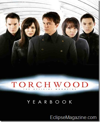 Torchwood Yearbook Contest