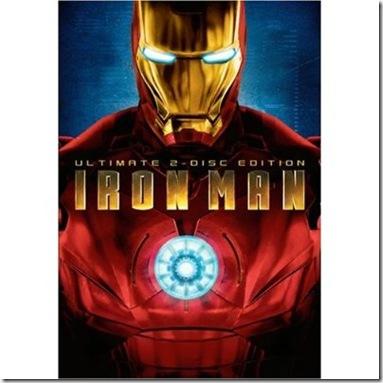 Iron Man Box Art