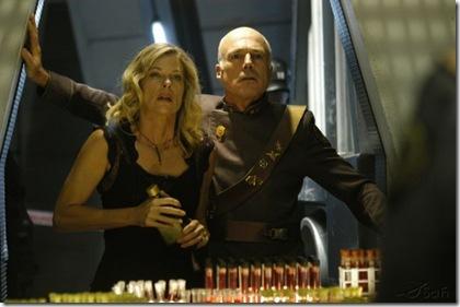 Col. & Mrs. Tigh