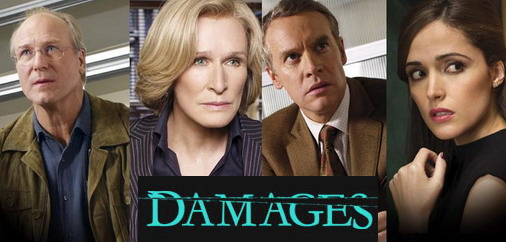 Television Review - Season Two of Damages is Damaged