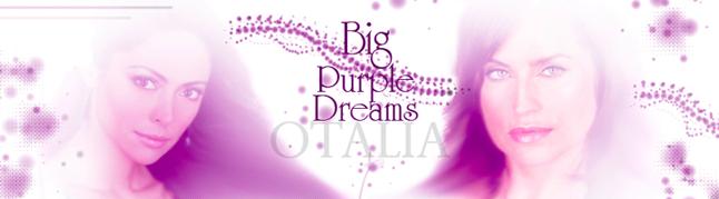 Big Purple Dreams Logo
