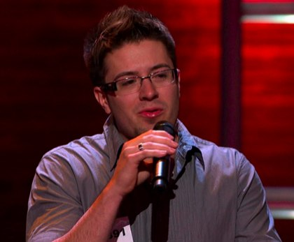 American Idol Top 3, Danny Gokey