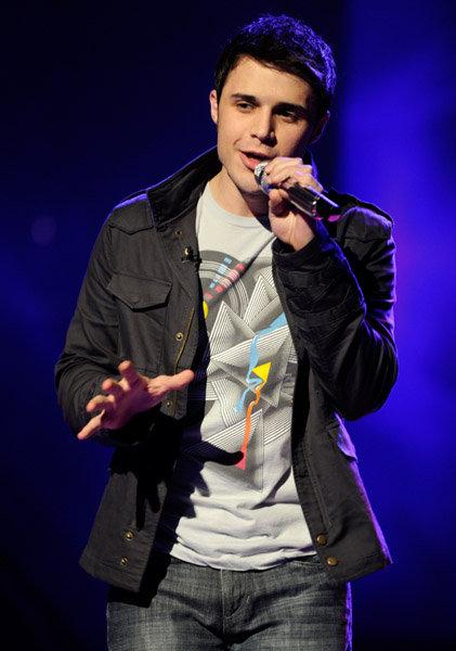 American Idol's Kris Allen
