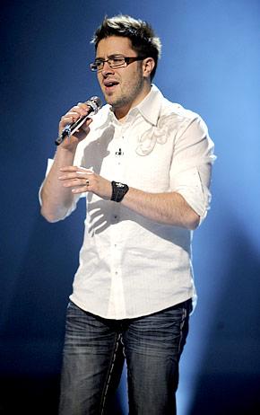 American Idol Danny Gokey