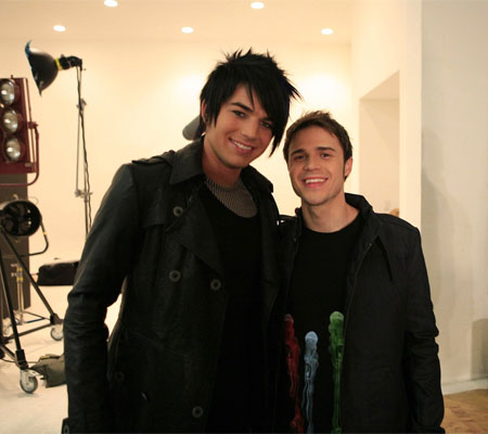 American Idol Fixed, Kris Allen and Adam Lambert