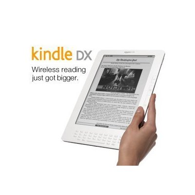 Kindle DX Is Here
