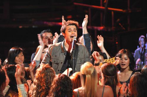 American Idol Winner: Kris Allen