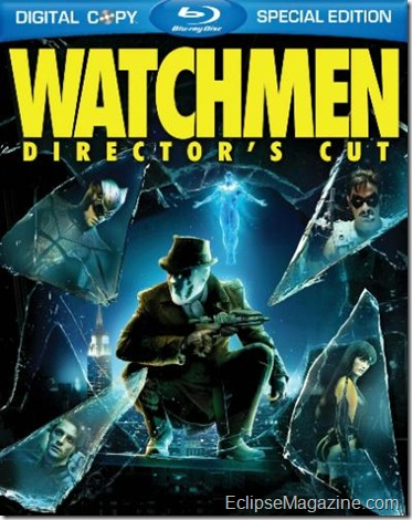 Watchmen Blu-ray Box Art