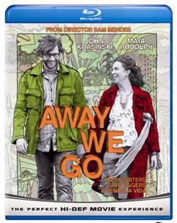 Away We Go Blu-ray