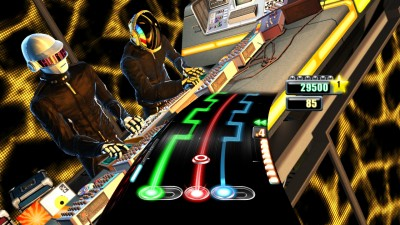 DJ Hero - Daft Punk Venue