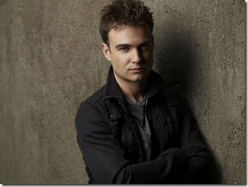 SANCTUARY -- Pictured: Robin Dunne as Dr. Will Zimmerman -- Syfy Photo: Pete Tangen