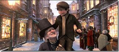 Scrooge & Tim