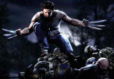 Wolverine video game