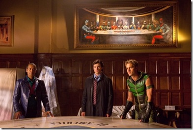 Smallville image Absolute Justice