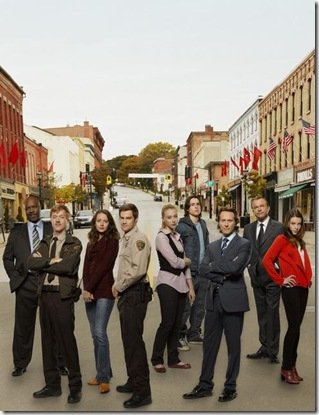 Happy Town - Cast
