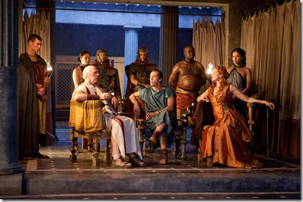 Spartacus; Delicate Things; Episode 106