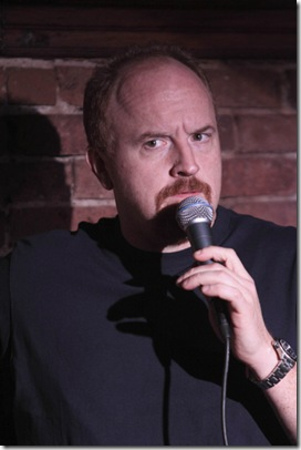 LOUIE: Louis C.K. stars in LOUIE, a new comedy airing on FX. CR: Eric Leibowitz / FX