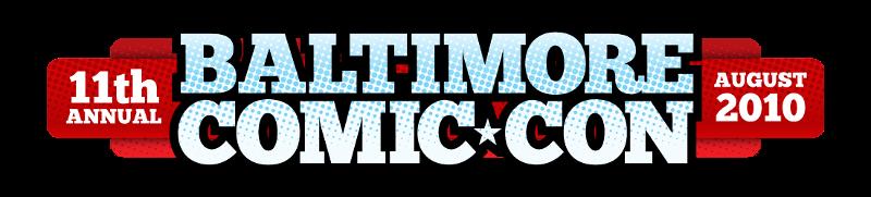 Baltimore Comic Con 2010
