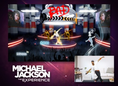 Michael Jackson The Experience New Tracks