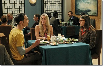 Sheldon's First Date-Sonja Flemming-CBS