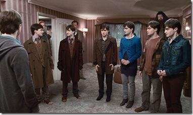 Harry & the Doppelgangers