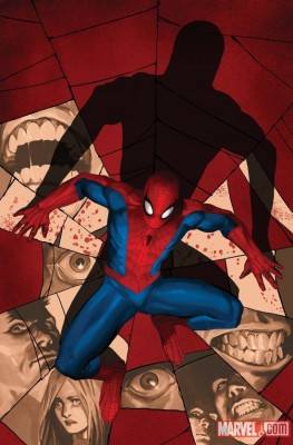 Marvel Fear Itself Spider-Man