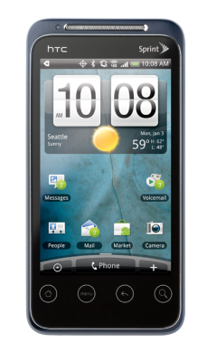 HTC Evo Shift Review