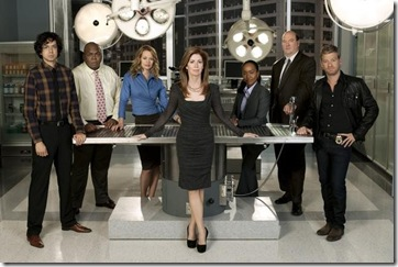 Body of Proof - Donna Svennevik