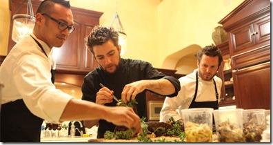 Marcel S Quantum Kitchen Episode