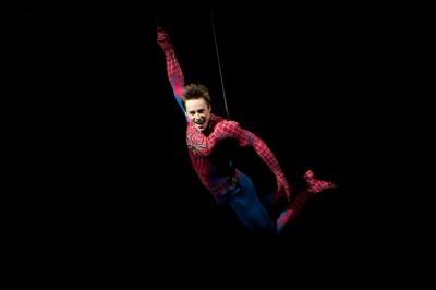Spider-Man: Turn off the Dark Review