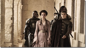 Sansa & Joffrey
