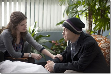 ANNA KENDRICK and JOSEPH GORDON-LEVITT star in 50/50.