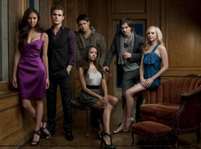 The Vampire Diaries Get Sucked Facebook Game