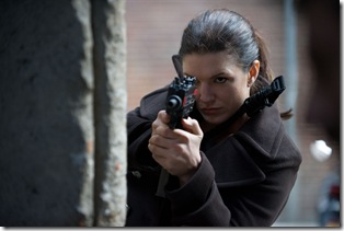 M 047 Gina Carano stars in Relativity Media's HAYWIRE.  Photo Credit:  Claudette Barius  ©2011 Five Continents Imports, LLC. All Rights Reserved..