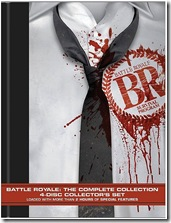 Battle Royale Complete DVD