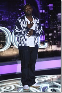 AMERICAN IDOL: Portland contestant Romeo Diahn performs in front of the judges on AMERICAN IDOL airing Wednesday, Feb. 1 (8:00-9:00 PM ET/PT) on FOX. CR: Michael Becker / FOX.