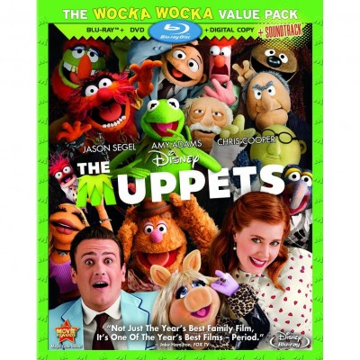 The Muppets Blu-ray Giveaway