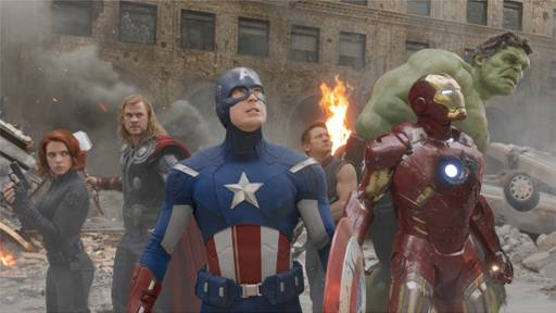 Marvel's The Avengers Break Box Office Records