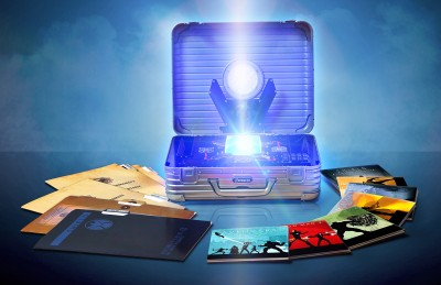 Marvel Cinematic Collection: Avengers Assembled Phase One BD