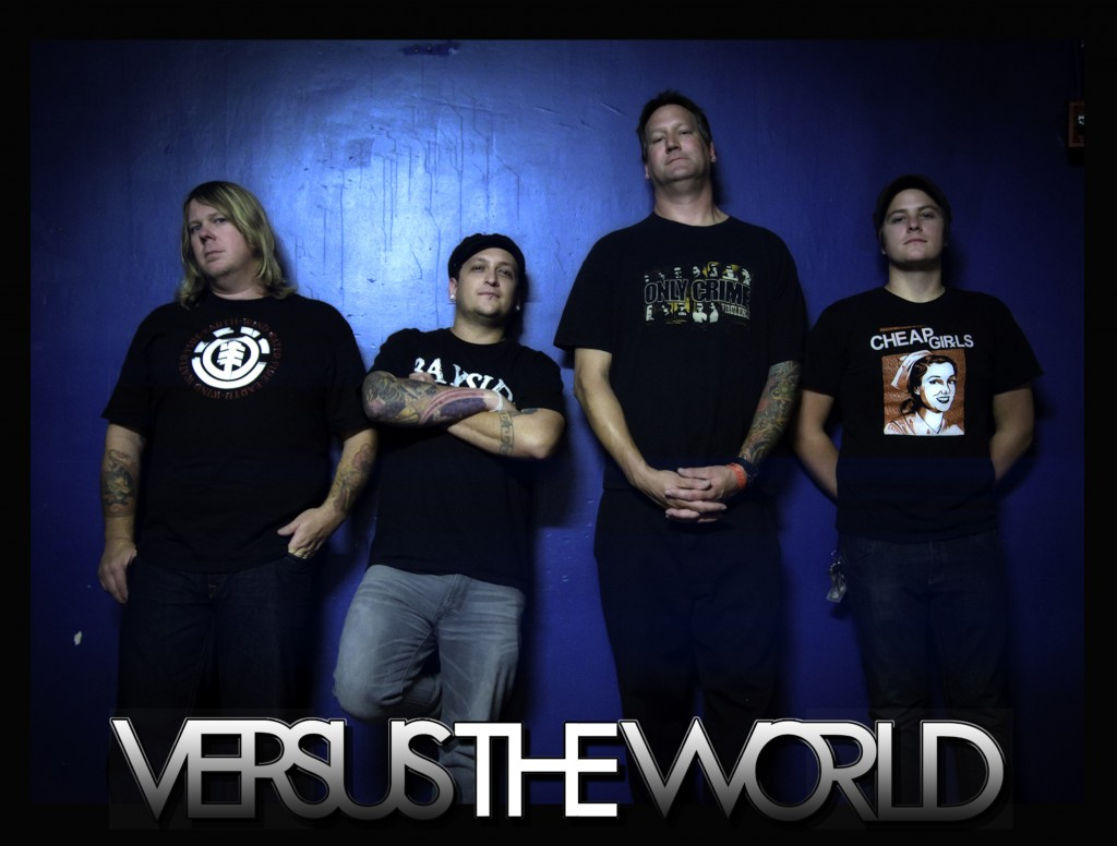 VersusTheWorld band photo