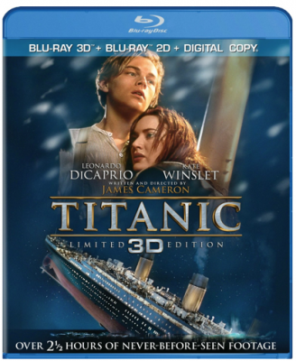 Titanic Blu-ray 3D Review