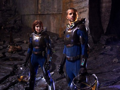 Prometheus Blu-ray Review 2