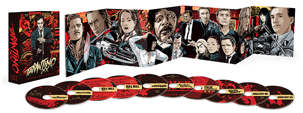 Tarantino XX 8 Film Collection