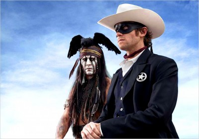 The Lone Ranger 2013 Movie
