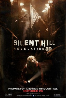 Silent Hill: Revelation 3D Contest