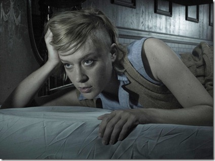 AMERICAN HORROR STORY: ASYLUM -- (Pictured: Chloe Sevigny as Shelley -- CR: Frank Ockenfels/FX