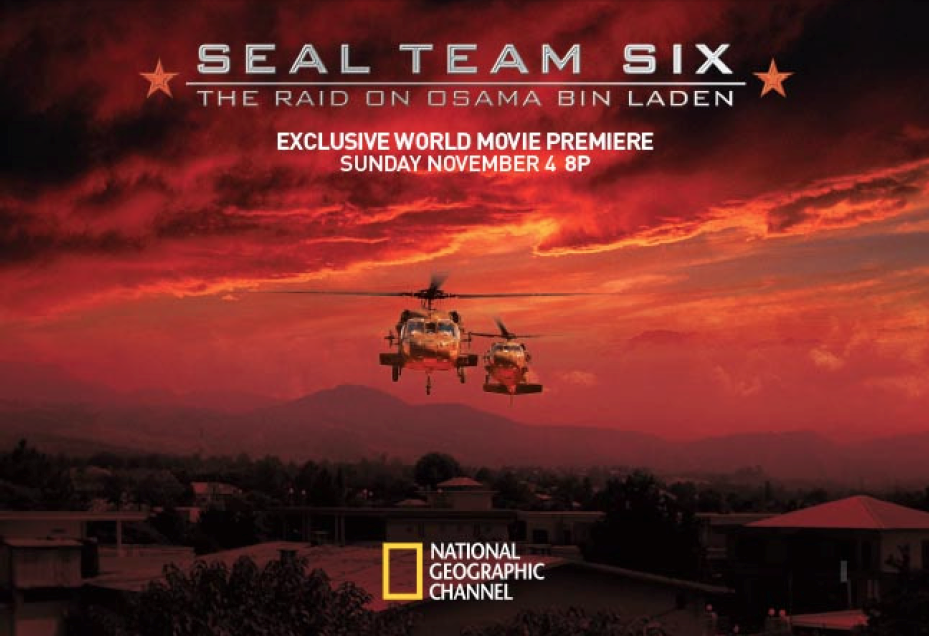 Seal Team Six: The Raid on Osama Bin Laden Interview with Director